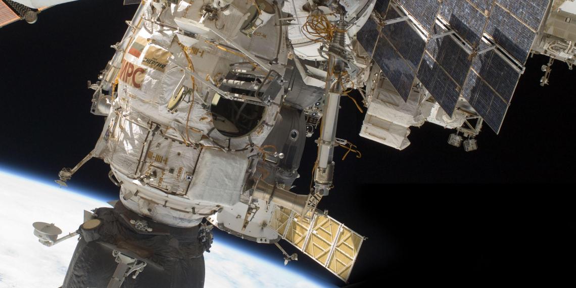 Россия решила затопить свой модуль МКС