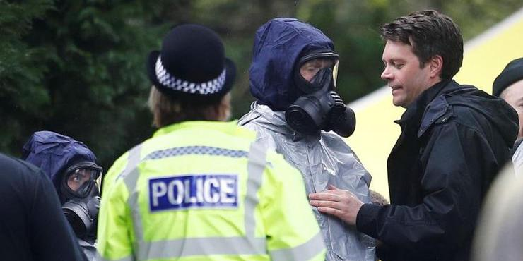 Британские СМИ сообщили о тайной встрече Скрипаля в день отравления