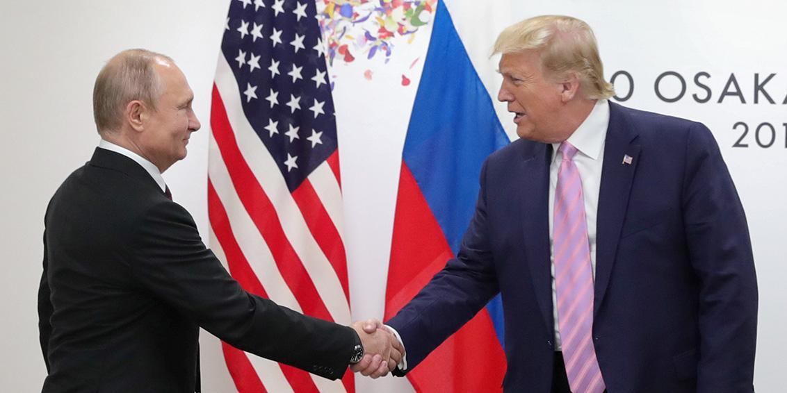 """В США возмутились """"подарком Путину"""" от Трампа"""