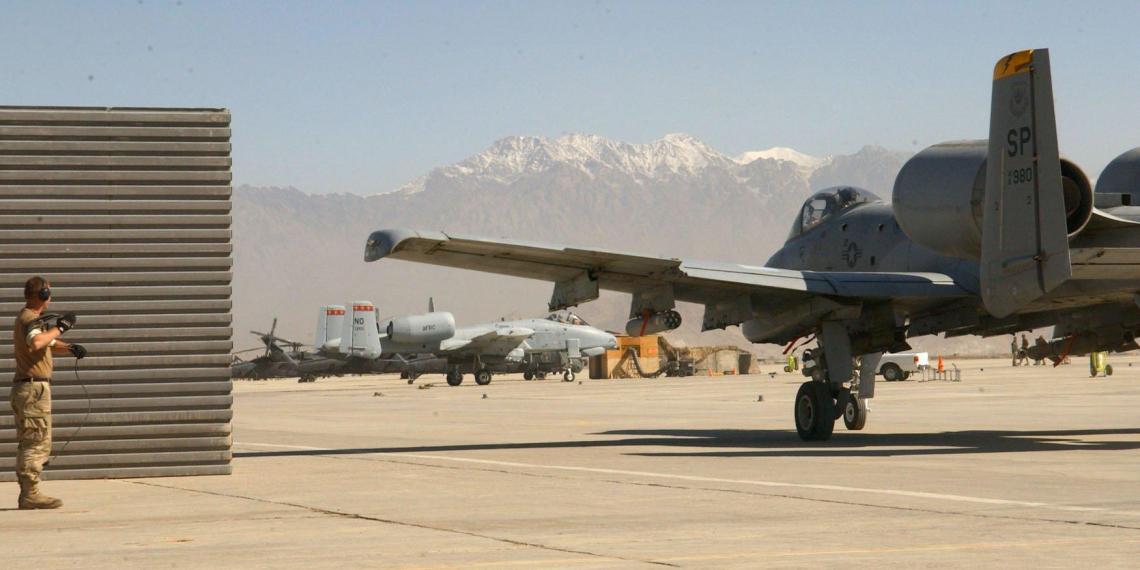 Американцы ушли с крупнейшей своей авиабазы в Афганистане