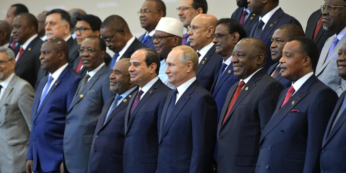 Bild: Россия собирается создать в Африке шесть военных баз