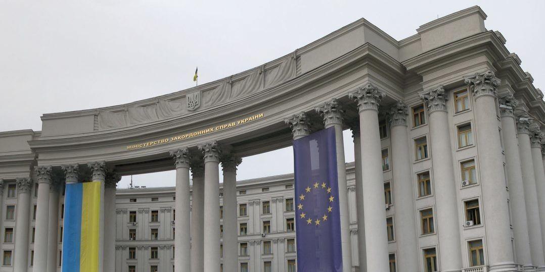 """МИД Украины задумал сделать """"адской"""" тему Крыма для России"""