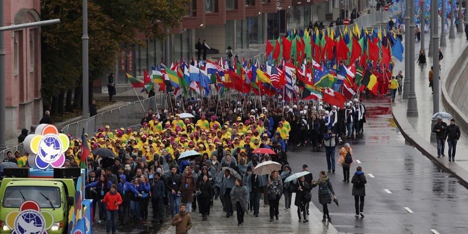 Организатор ВФМС: фестиваль поможет решить глобальные проблемы мира