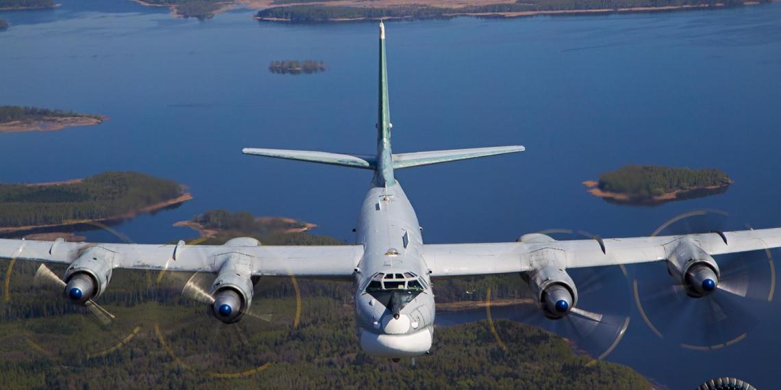Южная Корея выразила протест из-за полета российских бомбардировщиков в зоне ПВО