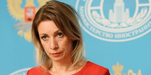 Захарова назвала сотрудников Навального патологическими врунами