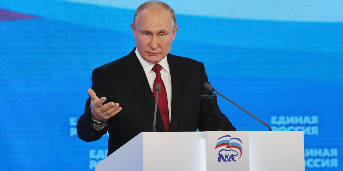Путин высказался о работе Единой России