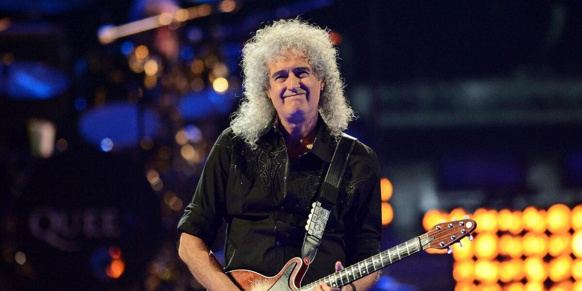 """""""Боль неумолима"""": гитарист Queen Брайан Мэй порвал зад в саду"""