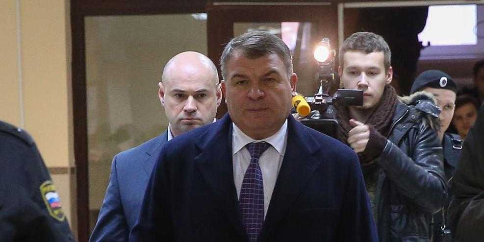 Сердюков получил еще один высокий пост