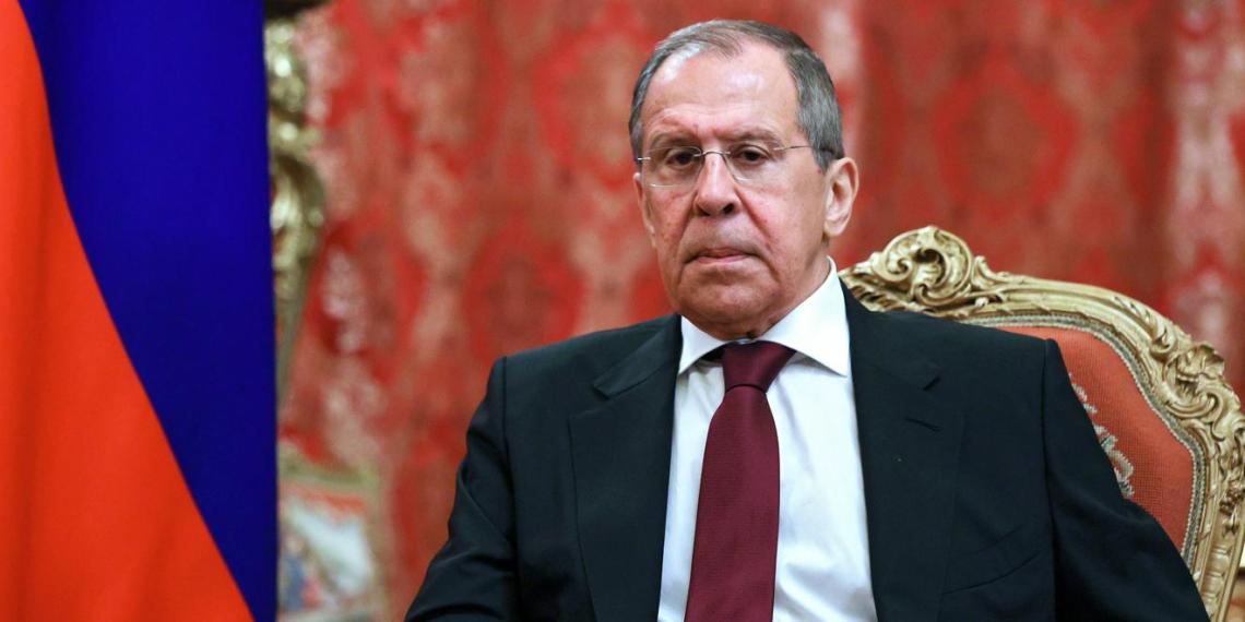 Лавров: США предупредили Россию об ударе по Сирии за 5 минут