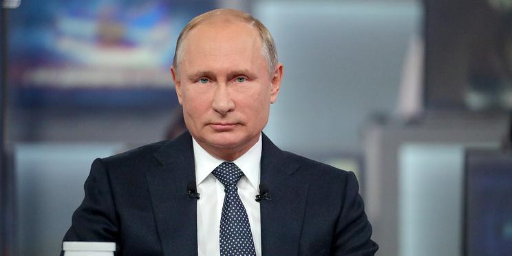Путин: Россия решила вопрос занятости инфраструктуры после Олимпиады