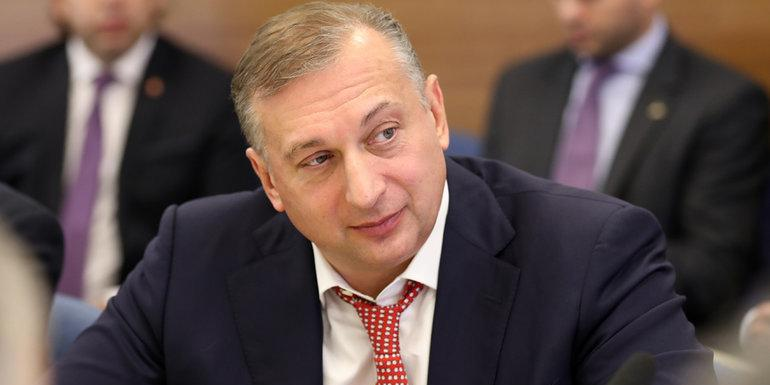 СК попросил арестовать задержанного президента Федерации водного поло