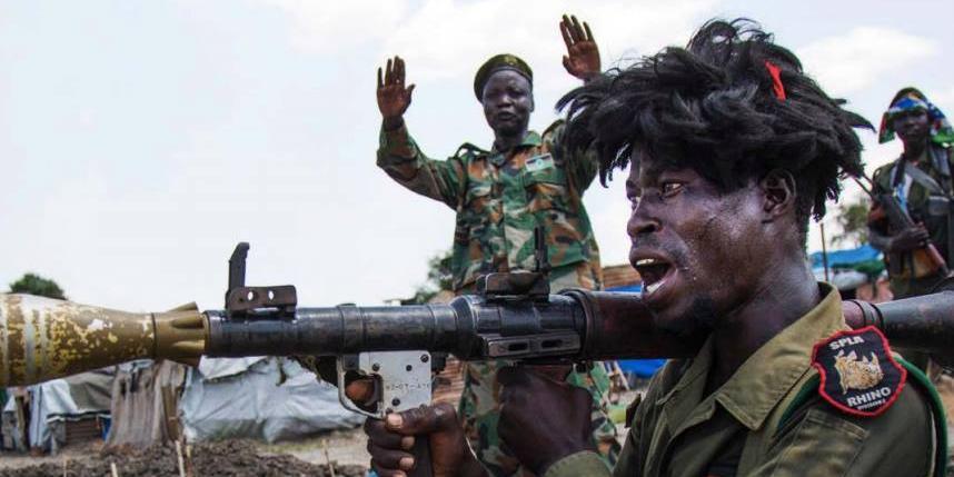 Amnesty International обвинила Киев в незаконных поставках оружия в Южный Судан