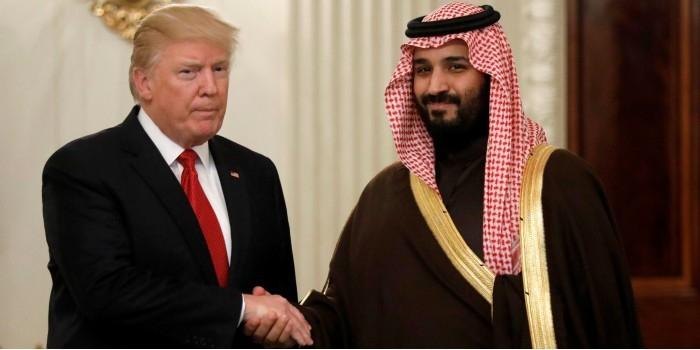 СМИ: США и Саудовская Аравия готовят гигантскую оружейную сделку