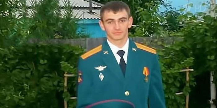 В Грозном назвали улицу именем офицера Прохоренко, погибшего в Сирии