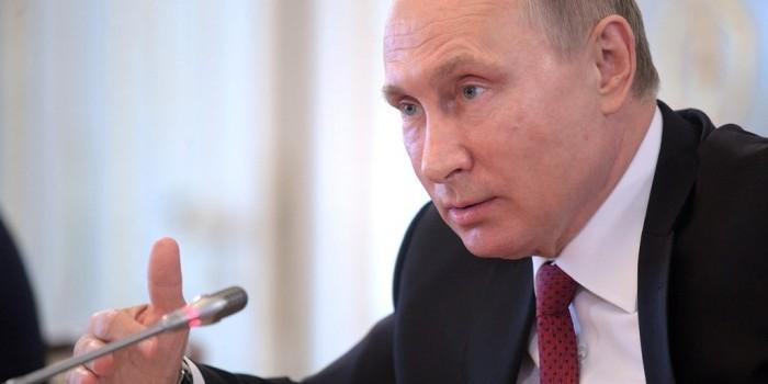 Путин прокомментировал планы США ужесточить санкции