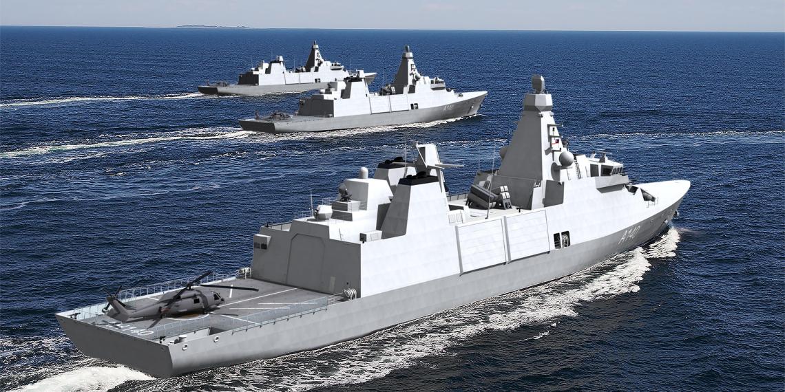 Британский флот обзаведется специальным кораблем для защиты от российских подлодок