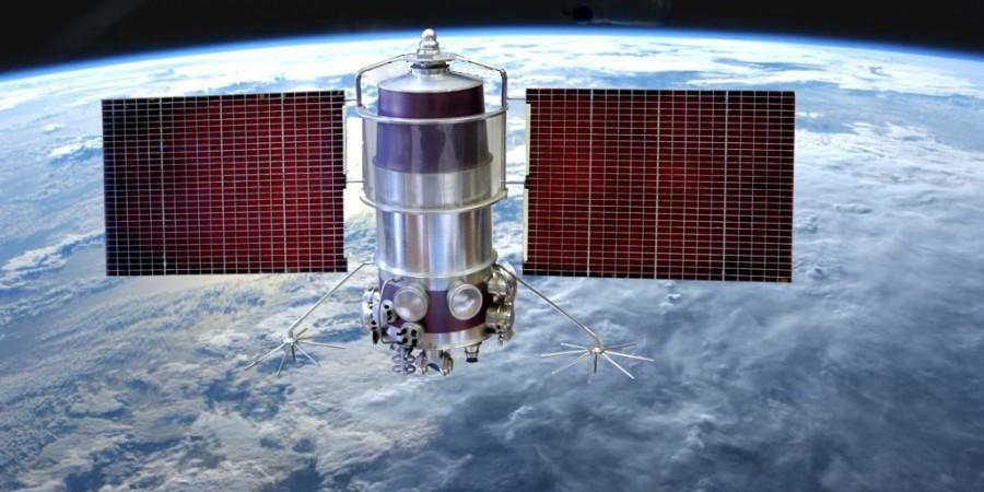 """""""Роскосмос"""" научился делать спутники невидимыми с помощью пузырчатой пленки"""
