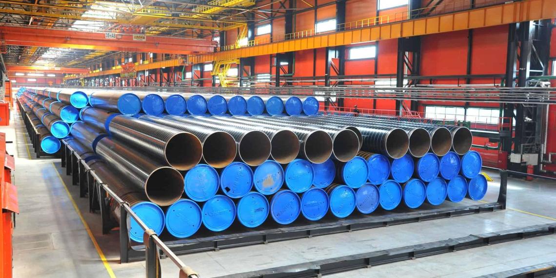 """""""Газпром"""" потратит рекордные 100 миллиардов на трубы большого диаметра"""