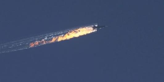 CNN Türk: один из пилотов сбитого российского Су-24 погиб