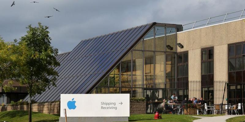 Ирландия взыскала с Apple 14,3 млрд евро