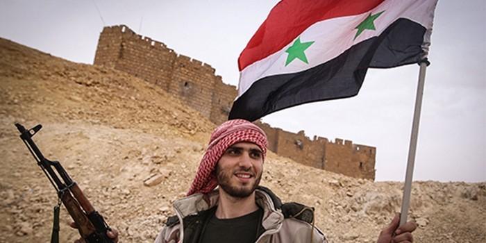 Сирийские военные отбили господствующую высоту к юго-востоку от Пальмиры