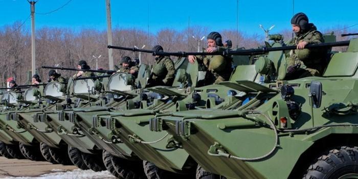 СМИ сообщили о переброске двух мотострелковых бригад к западной границе России