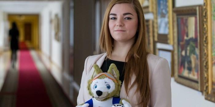 Стало известно, за сколько FIFA выкупила права на волка Забиваку у студентки из Томска