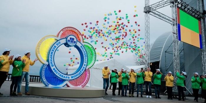 Заявки на участие во Всемирном фестивале молодежи подали более 110 тысяч россиян