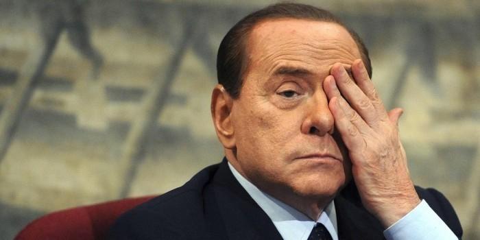 Берлускони запретили въезд в Украину на три года