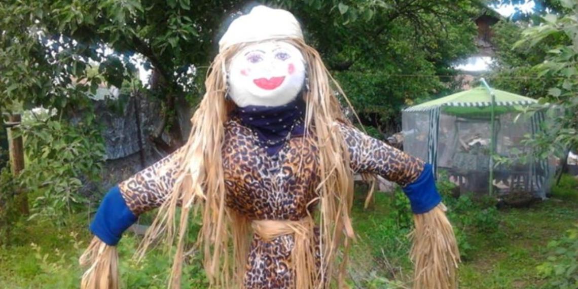 Волгожанка тайно украла халат с огородного чучела, женщине пришлось предстать перед судом