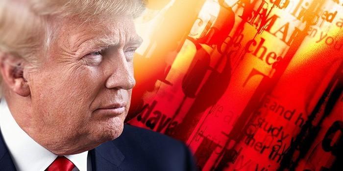"""""""Враги народа"""": за что Трамп ненавидит журналистов"""