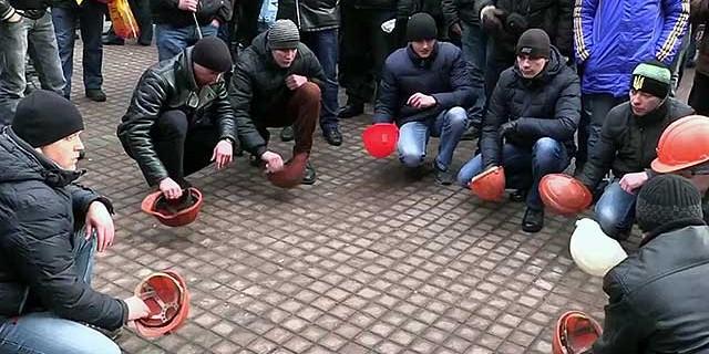СБУ: протесты шахтеров могут быть попыткой дестабилизации Украины