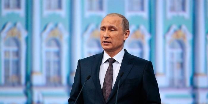 Путин: Россия готова сотрудничать как с Востоком, так и с Западом