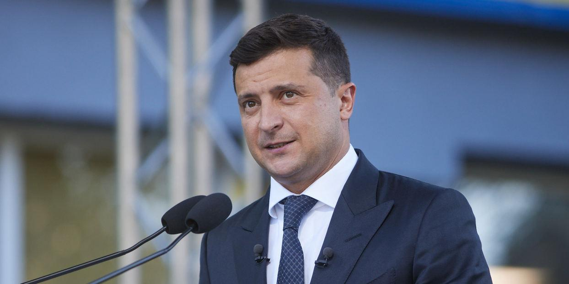 """Зеленский удивился """"несколько раз"""" решением Байдена прекратить препятствовать СП-2"""