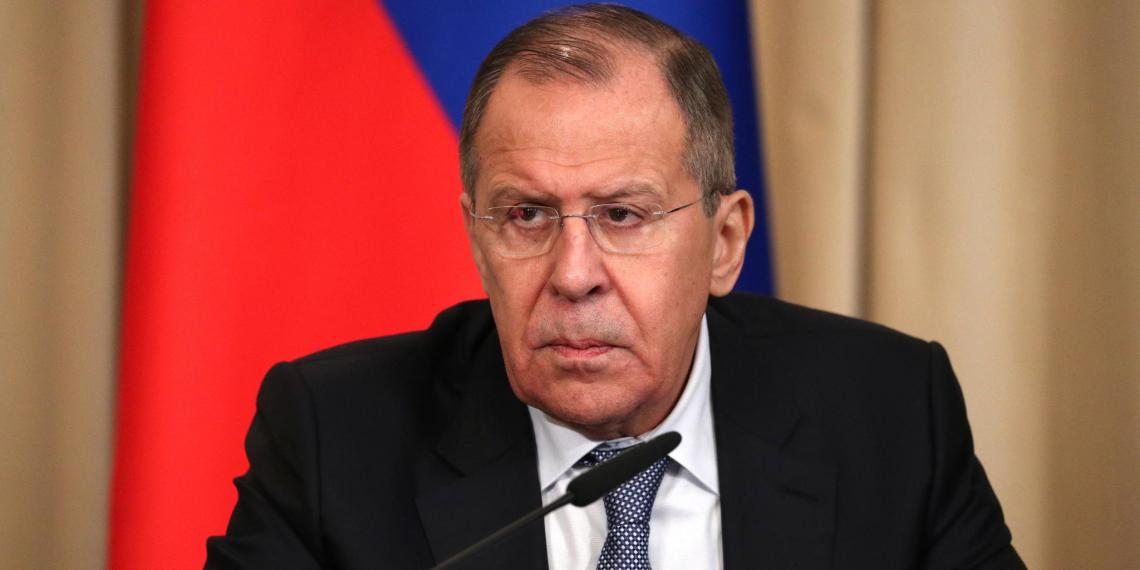 Лавров заявил о наличии у НАТО злонамеренных планов в отношении России