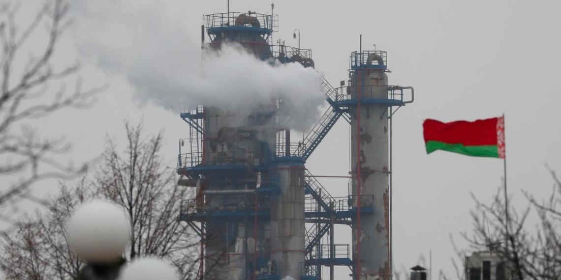 Россия отказалась согласовывать поставки нефти из Казахстана в Белоруссию