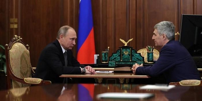 Главный судебный пристав России стал врио губернатора Карелии