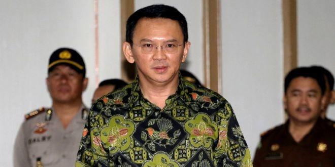 Губернатор Джакарты получил два года тюрьмы за богохульство