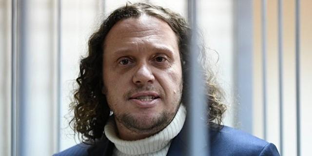 Полонского освободили в зале суда