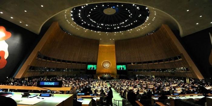 США и Украина выступили против резолюции ООН о борьбе с героизацией нацизма