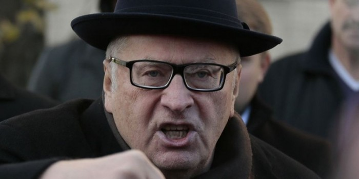 Жириновский предложил Порошенко обменяться заводами