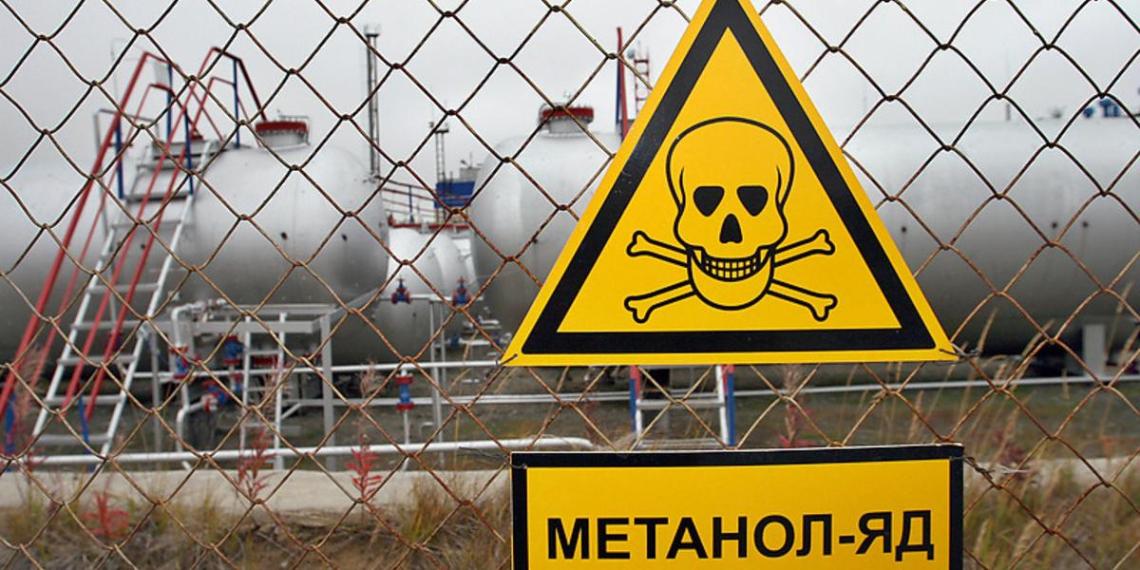 18 екатеринбуржцев скончались от отравления метанолом