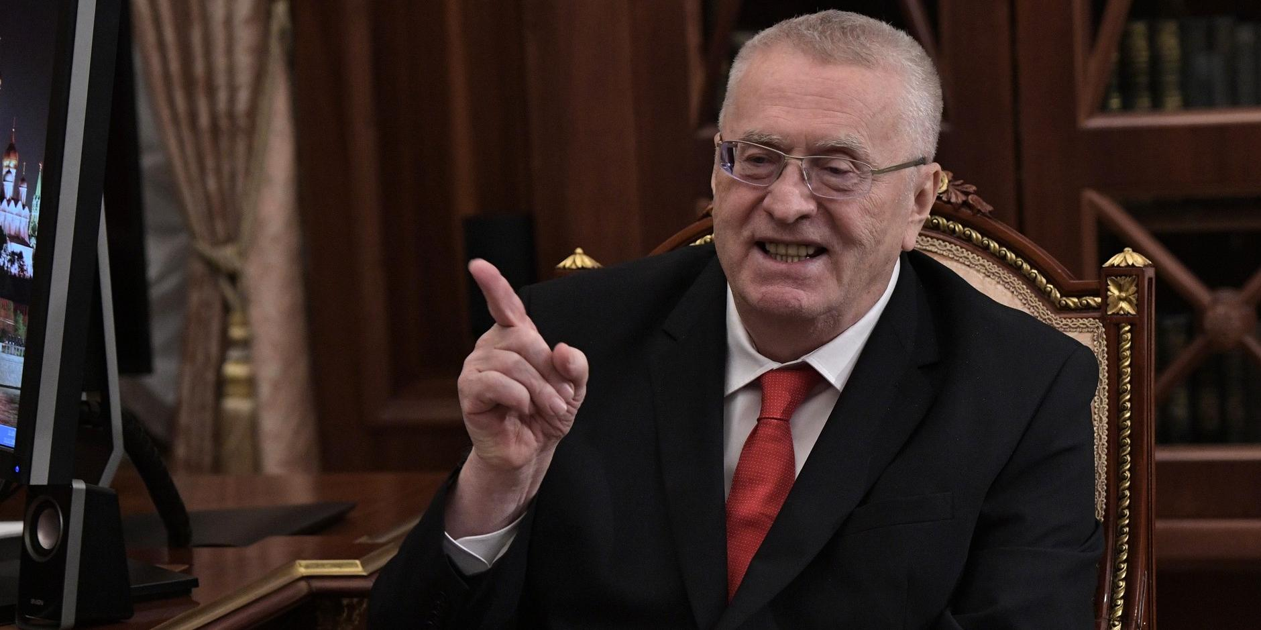 Жириновский перечислил, кто может стать следующим президентом России