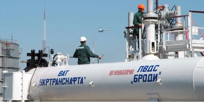 Украина просит нефть у России