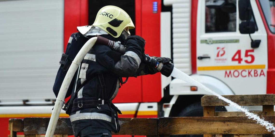 Центральный спасательный отряд ВСКС отмечает свое 20-летие