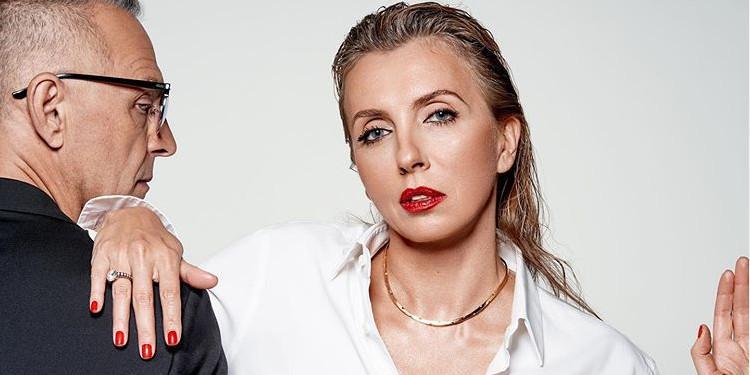 """Светлана Бондарчук снялась без лифчика и трусов, чтобы встретиться со """"смельчаком"""""""