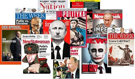 Йон Хеллевиг: «Общественное мнение Запада беспрерывно готовят к войне с Россией»