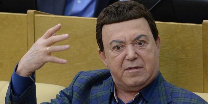 """""""Не дай бог, если обидят инвалида"""": Кобзон выступил против участия Самойловой в Евровидении"""