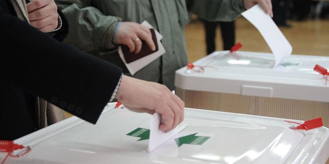 В подмосковном Видном отменены результаты голосования 10 сентября
