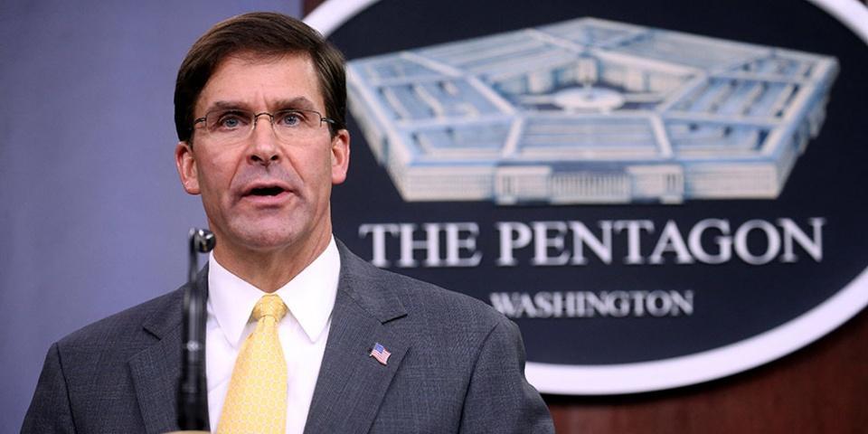 Пентагон обвинил Россию в использовании коронавируса в своих интересах